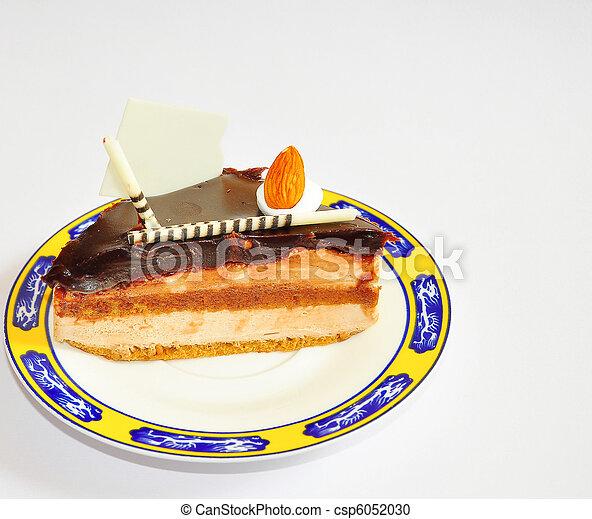 chocolate fudge yellow 9 - csp6052030