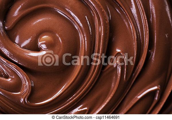Chocolate - csp11464691