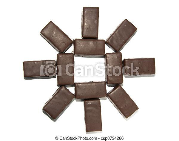 Chocolate Sun - csp0734266