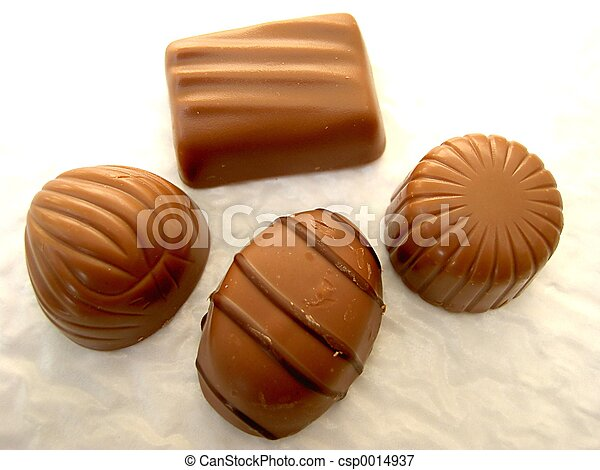 Chocolates - csp0014937