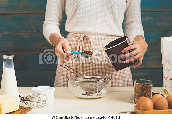 Żona zrobiona w domu