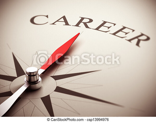 Choice of Career Orientation - csp13994976