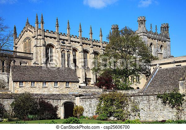 Christ Church College - csp25606700