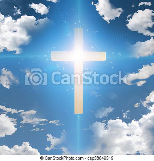 Christ - csp38649319