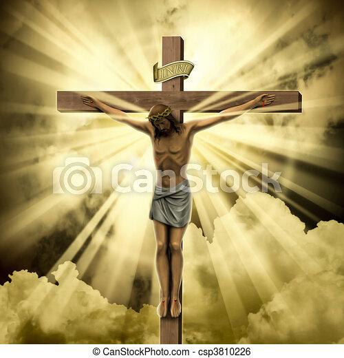 christ, jésus - csp3810226