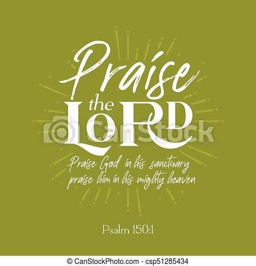 Bible Quote Simple Christian Bible Quote For Use As Poster Or Flying Praise The Lord