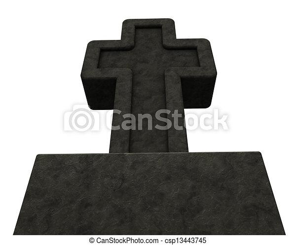 christian cross - csp13443745