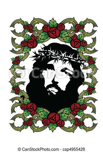 Christian Details - csp4955428