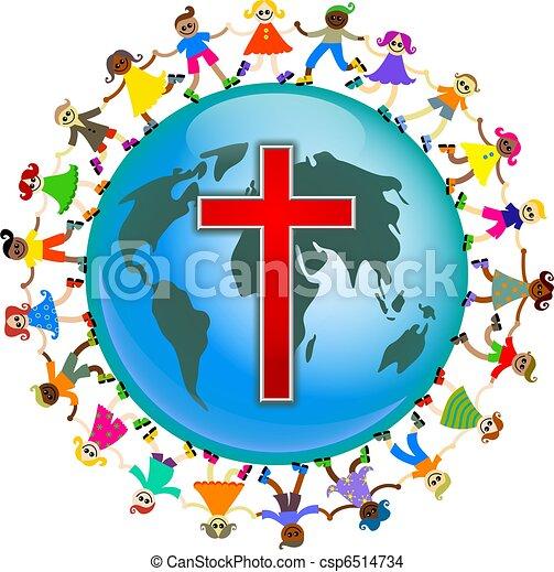 Christian Kids - csp6514734