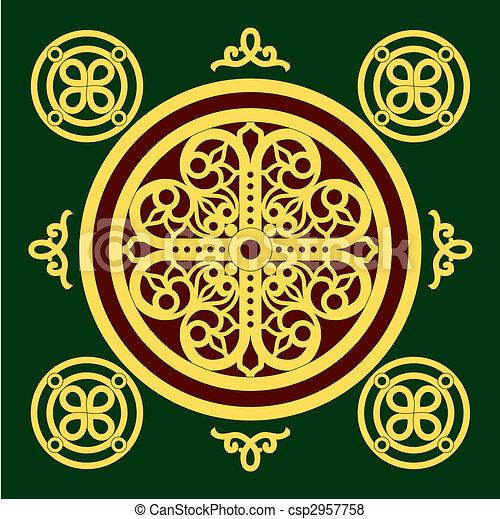 Christian pattern - csp2957758