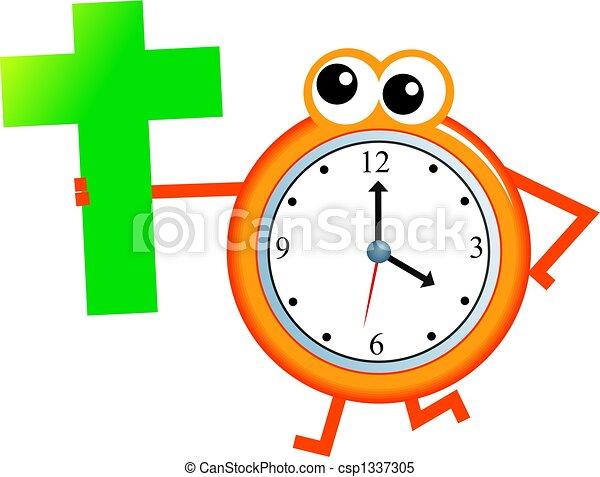 Christian time - csp1337305