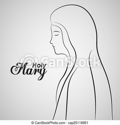 christianity design, vector illustration. - csp25116951