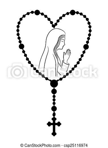 christianity design, vector illustration. - csp25116974