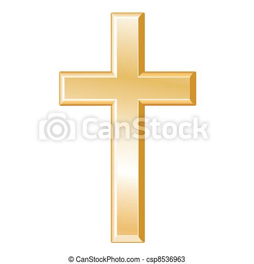 Christianity Symbol - csp8536963