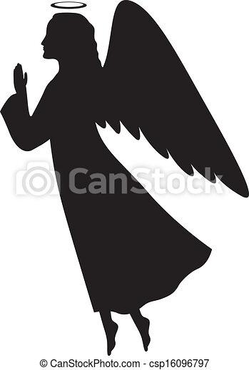 Christmas angel - csp16096797