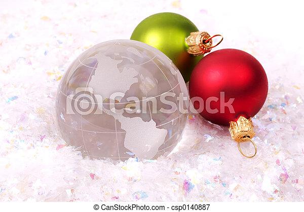 Christmas Around The World - csp0140887