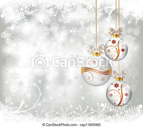 Christmas background - csp11600460