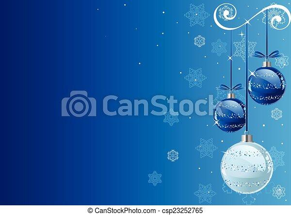 Christmas Background - csp23252765