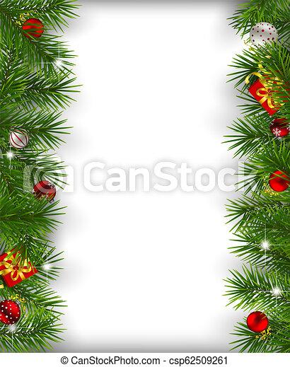 Christmas background - csp62509261