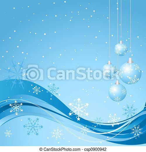 Christmas background - csp0900942
