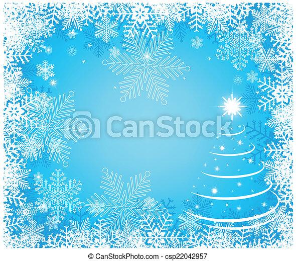 Christmas background - csp22042957