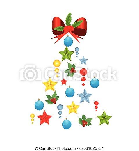 Christmas background - csp31825751