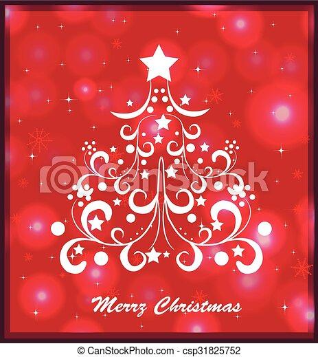 Christmas background - csp31825752