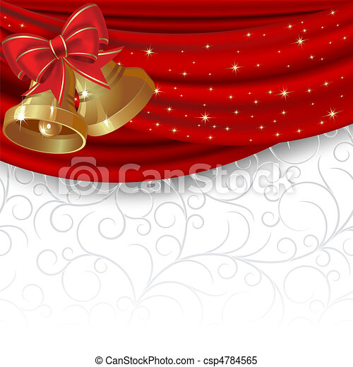 Christmas background - csp4784565