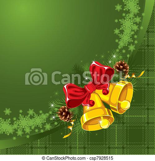 Christmas background - csp7928515