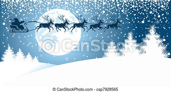 Christmas background - csp7928565