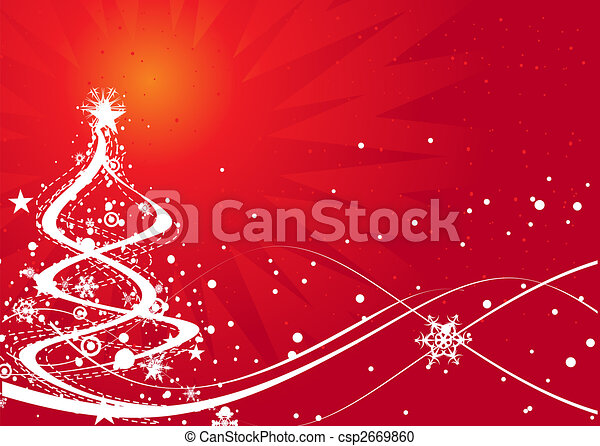 christmas background - csp2669860