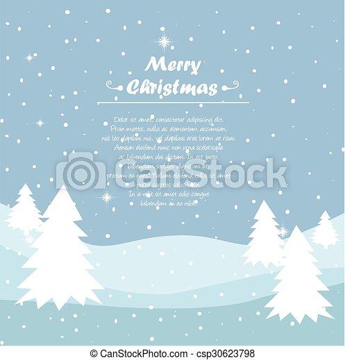 Christmas background - csp30623798