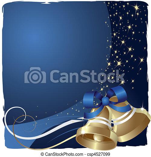 Christmas background - csp4527099