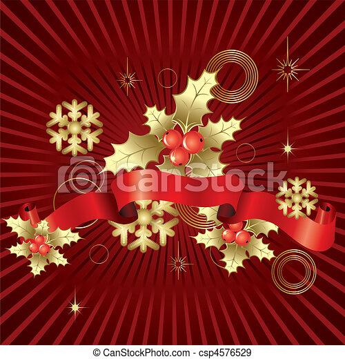 Christmas background - csp4576529