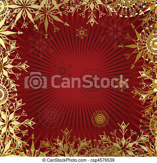 Christmas background - csp4576539