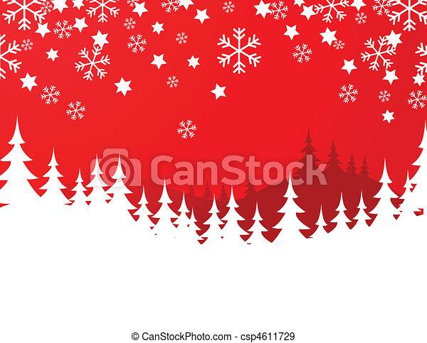 Christmas background - csp4611729