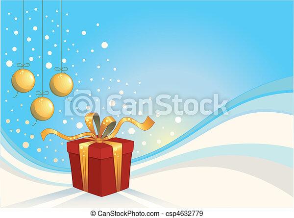 Christmas background - csp4632779