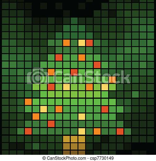 christmas background  - csp7730149