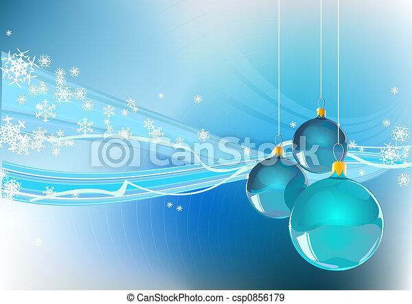 Christmas background - csp0856179