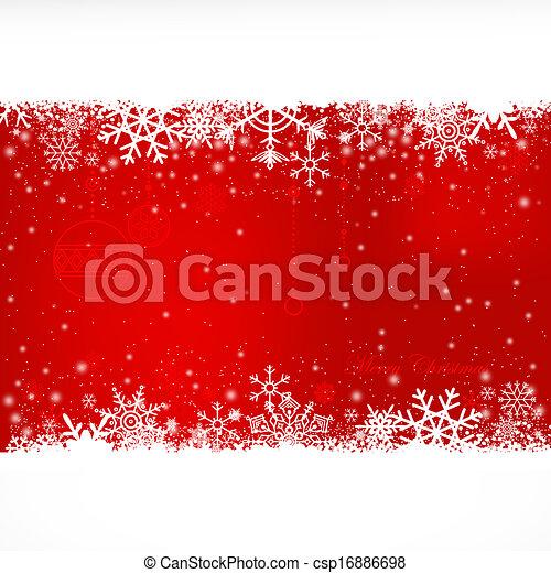 Christmas Background - csp16886698