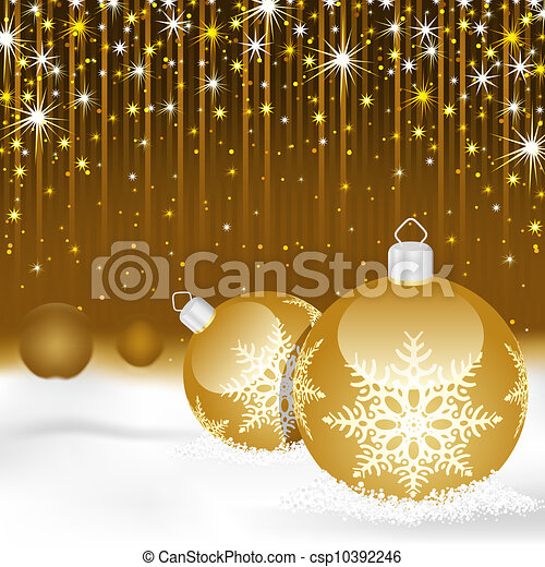 Christmas Background - csp10392246