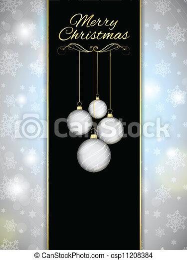 Christmas background - csp11208384