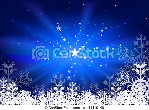 Christmas Background - csp11410146