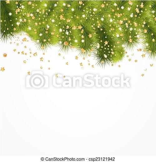 Christmas background - csp23121942