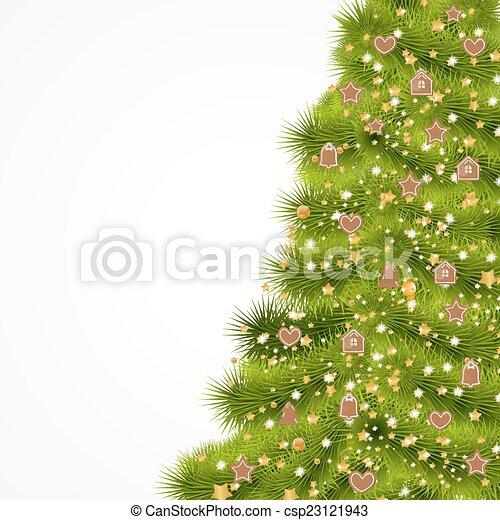 Christmas background - csp23121943