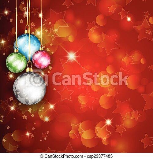 Christmas background - csp23377485