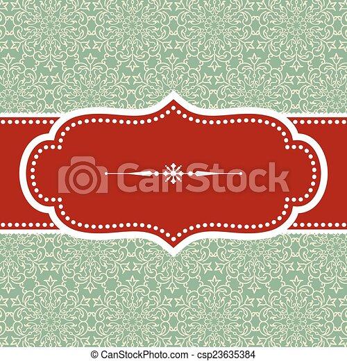 Christmas Background - csp23635384