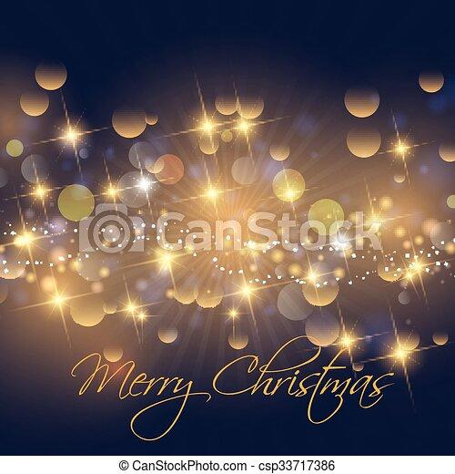 christmas background - csp33717386
