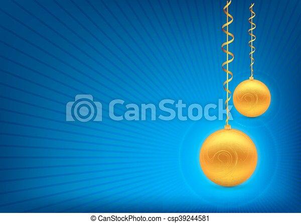 Christmas background - csp39244581