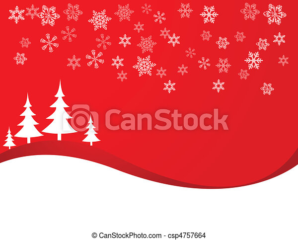 Christmas background - csp4757664